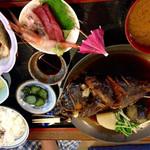 39471693 - 煮魚御膳 1750円