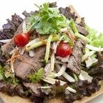炙り牛肉のサラダ ★ ヤム・ヌア