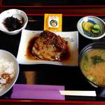 Keinohamanosato - これぞ日本のご飯!って感じでしょ(笑)