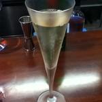 イタリア食堂DecoBocco - スパークリングワイン600円