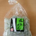 味の三幸 - 抹茶求肥 ¥400