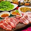 韓国家庭料理 おこげ - 料理写真:鉄板焼きコース