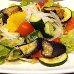 いろいろ野菜サラダ