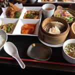 中国旬菜坊 幸來 - ランチ
