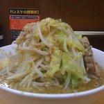 ラーメン ○菅 - ラーメン(650円)