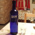 スカズカ - Vodka SKYY:USA(5250円)