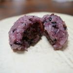 小多福 - 古代米断面