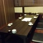 山陰旬華 新鮮組  - 個室完備。堀こたつ席もございます!