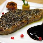フォアグラ黒胡椒焼き