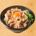 北野八番亭 - 料理写真:肉玉ご飯
