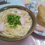 みかど - 2015/6/30親子うどんといなり