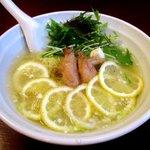麺活 - レモンラーメン!(2015,06/27)