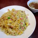 麺活 - 五目炒飯!(2015,06/27)