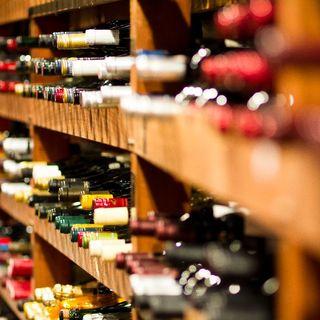 ワインセラーには1000本以上のワインが