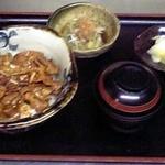和食工房 - 夜の定食