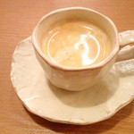 甘多 - 前に来た時のブレンドコーヒー(2014)