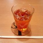 甘多 - アイス紅茶