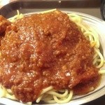 スパゲッティーのパンチョ - 唐揚げ足しちゃった。