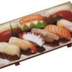菊前寿司 - 満腹にぎり