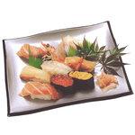 菊前寿司 - 特上にぎり