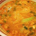 泰昌閣 - 担々麺