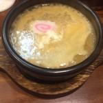 39500797 - 濃厚豚骨魚介つけ麺