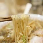 食堂七彩 - 手綯い麺もなかなかいい