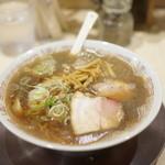 食堂七彩 - type-SA 醤油手綯い麺で