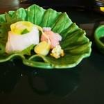日本料理天ぷらあい田 - まつかわ、えび