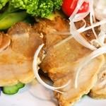 平和樓 - 醤肉(ヤキブタ)