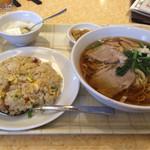 中華料理福臨門 - Cランチ 850円