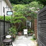 ちえのケーキ 鎌倉由比ガ浜ガーデンカフェ - 入口