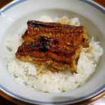 鍋茶屋 - 鰻丼のドアップ