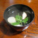 鍋茶屋 - 吸い物