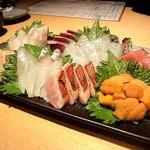 海鮮旬魚 悠 -