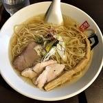 日の出製麺 保内工場 - 鶏そば 700円