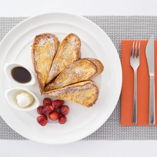 ヘルシー&リッチな朝食メニュー