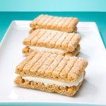 シュガーバターの木 - 上品につまんでサクッ!ミルキーなホワイトチョコとシュガーバターが溶け合います