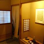 鎌倉 松原庵 欅 - 玄関 2015年3月