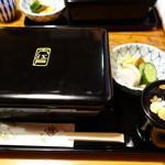 大江戸 - 「うな重  ふみづき」 2015年4月