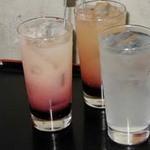 カクテル・果実酒