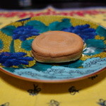 39512147 - 「阿闍梨餅」 2015年4月