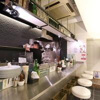 麺や庄の gotsubo - 店内