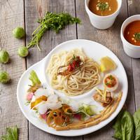 麺や庄の gotsubo - ベジつけ麺