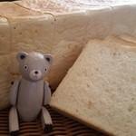石窯パン工房 くまのpan屋. - 玄米食パン