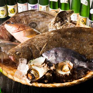 ≪鮮魚≫旬の味を満喫!