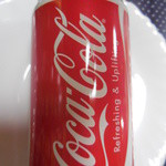 ケバブ&カレー BOX - コカコーラ付きです