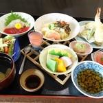 お食事処 うてび - 料理写真:2015年5月 うてびランチ【1600円】コーヒー付き