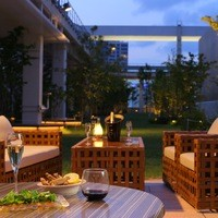 ARK HILLS SOUTH TOWER ROOFTOP LOUNGE -