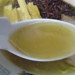 39519259 - 布海苔らーめん・スープ